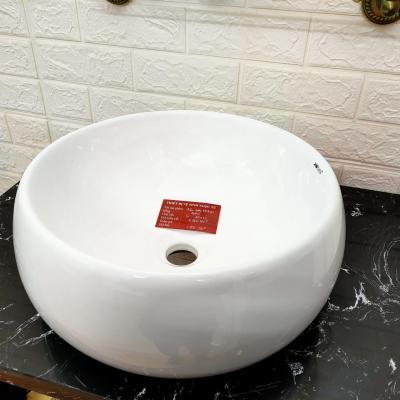 Chậu lavabo tròn KB8123